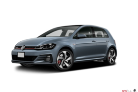 2018 Volkswagen Golf GTI 5-Dr 2.0T Autobahn 6sp DSG at w/Tip