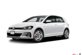 2018 Volkswagen Golf GTI 5-Dr 2.0T 6sp at DSG w/Tip