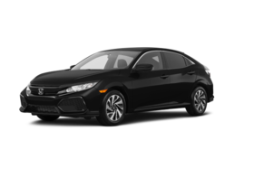 2019 Honda Civic Hatchback LX MT