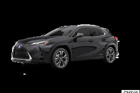 2019 Lexus UX 250h AWD