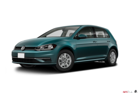 2019 Volkswagen Golf 5-Dr 1.4T Comfortline 8sp at w/Tip
