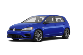 2019 Volkswagen Golf R 5-Dr 2.0T 4MOTION 6sp