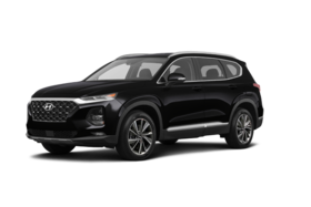 2020 Hyundai Santa Fe Preferred AWD 2.4L Sun and Leather