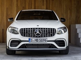2019 Mercedes-Benz GLC.