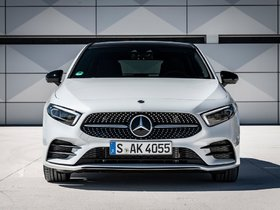 2019 Mercedes-Benz A-Class: Luxury at your fingertips.