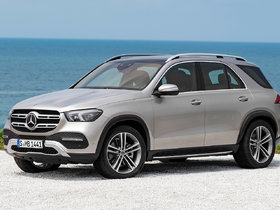 2020 Mercedes-Benz GLE Reviews are out
