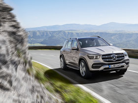 The 2020 Mercedes-Benz GLE sets the new luxury SUV benchmark