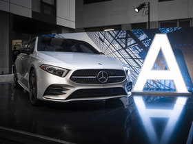 Ottawa Auto Show: 2019 Mercedes-Benz A-Class