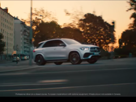 "The new GLE Commercial – ""In the long run"" 