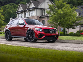 Mercedes-AMG GLC 63 S 4Matic +: High-Performance Versatility