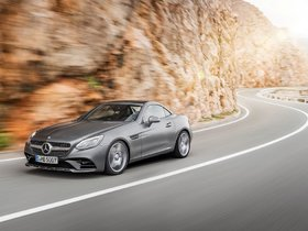 Here is the New 2017 Mercedes-Benz SLC