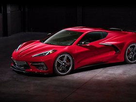 Chevrolet Introduces First-Ever Mid-Engine Corvette