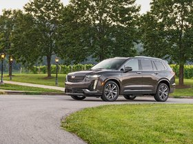 The All-new 2020 Cadillac XT6 Crossover