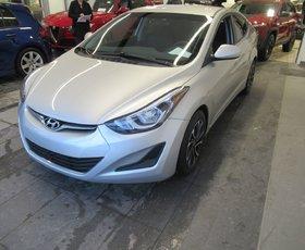Hyundai Elantra BALANCE DE GARANTIE 2016