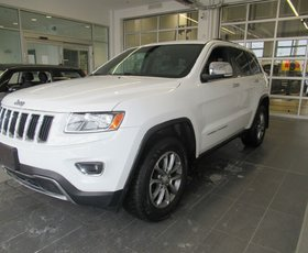 Jeep GRAND CHEROKEE LIMITED Limited 2014