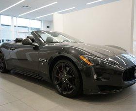 Maserati Granturismo S Sport 2012