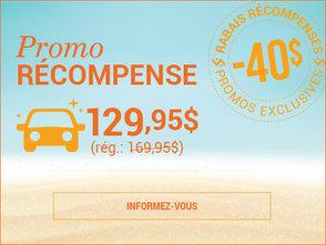 Promo Récompense Groupe Vincent chez Hyundai Trois-Rivières à Trois-Rivières