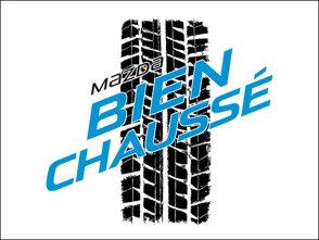 Économisez 50$ à l'achat de4 pneus! chez Prestige Mazda à Shawinigan