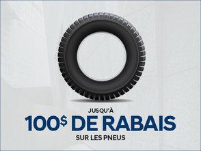 Jusqu'à 100$ de RABAIS sur les pneus! chez Hyundai Shawinigan à Shawinigan