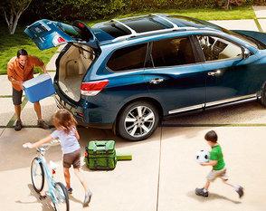 Nissan Pathfinder 2015 : Pour l'espace et encore plus
