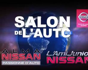 Salon de l'auto 2016