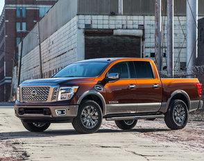 Nissan Titan 2017 : redéfinir la camionnette