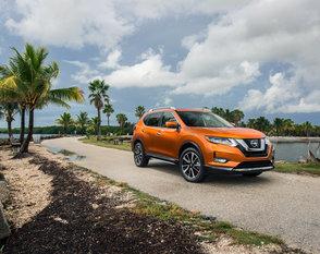 Nissan Rogue 2017 : le VUS compact pour toutes les familles