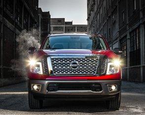 Nissan Titan 2017 : la robustesse mélangée au raffinement