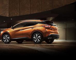 Nissan Murano 2018  : luxe inattendu