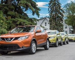 Compte-rendu des essais routiers du Nissan Qashqai