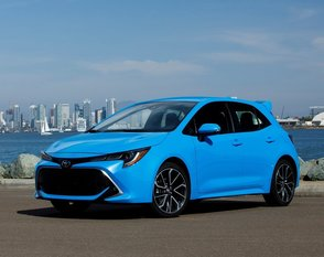 All You Need to Know About the New 2019 Toyota Corolla Hatchback