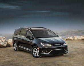 La Chrysler Pacifica 2018 élu camion de l'année selon l'AJAC
