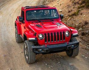 Jeep Wrangler 2018 : une légende améliorée