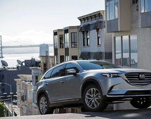 Le Mazda CX-9 2018 allie la passion au rationnel