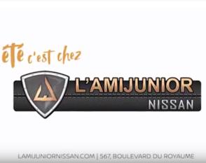 L'ami Junior Nissan - Équipé pour l'été avec le Titan