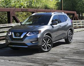 Nissan Rogue 2018: No.1 au Canada