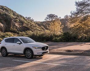 Trois choses que vous ne saviez peut-être pas à propos du Mazda CX-5 2019