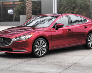 Mazda6 | Encore plus luxueuse