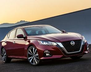 Essais routiers de la Nissan Altima 2019