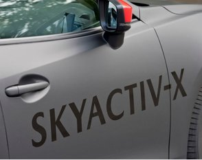 Meilleure technologie 2019 du Guide de l'auto : Mazda SKYACTIV-X