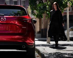 Mazda dévoile le tout nouveau Mazda CX-5 diesel au Salon de New York
