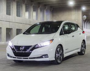 Le programme IVZE du gouvernement du Canada profite à la Nissan LEAF