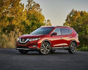 Voici le Nissan Rogue Édition Spéciale 2020
