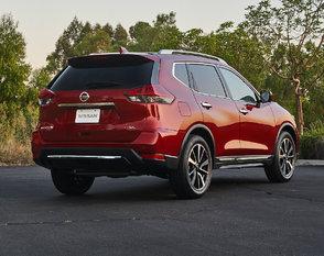 Toutes les versions du Nissan Rogue 2020
