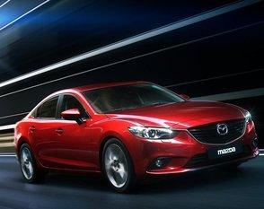 Mazda 6 2014 : Belle à croquer!