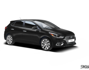 Hyundai Accent 5 portes Ultimate 2019