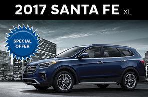 2017 Santa Fe XL Ultimate