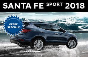 Santa Fe Sport 2018 2.4 L fwd