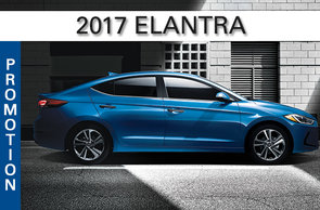 The all-new 2017 Elantra