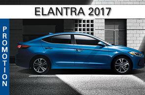 La toute Nouvelle Elantra 2017